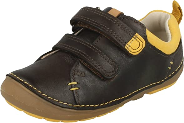 Tolby Boo Clarks Boys Casual Shoes With Lights