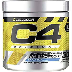 Cellucor C4 Original Pre Workout