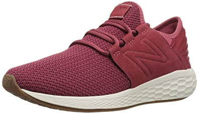 74e541f62d6eb Image Unavailable. Image not available for. Color: New Balance Women's Cruz  V2 Fresh Foam Running Shoe Earth red 9 ...