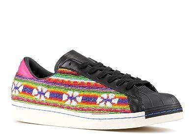 88987536facb0 adidas Originals Men's Superstar 80s Pioneers PHARREL Running Shoe