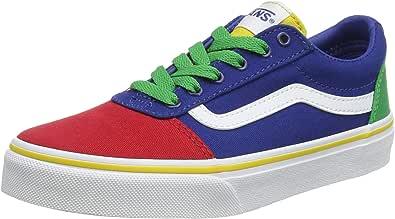 Vans Ward Canvas, Sneaker Niños