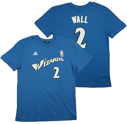 Outerstuff Washington Wizards NBA John Wall  2 Youth Boys Gametime T-Shirt aa6358f05