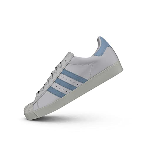 adidas Superstar Vulc X Krooked, Zapatillas de Running para Hombre, Blanco (FTWR Customized/Chalk White), 49 1/3 EU: Amazon.es: Zapatos y complementos