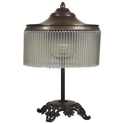 Antyki24 lámpara de Mesa Escritorio lámpara de pie Art Deco ...