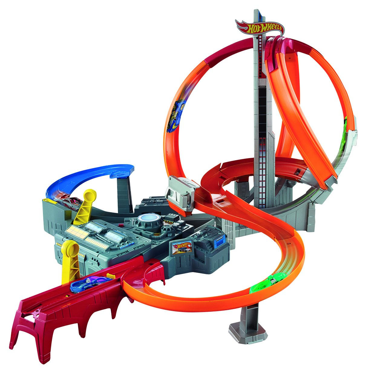 Hot Wheels Spin Storm Playset [Amazon Exclusive]