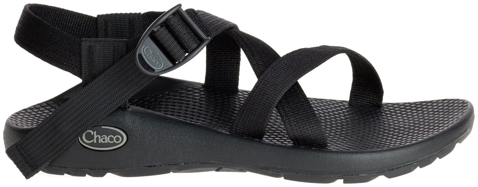 Chaco Women's Z1 Classic Athletic Sandal, Black, 8 M US by Chaco