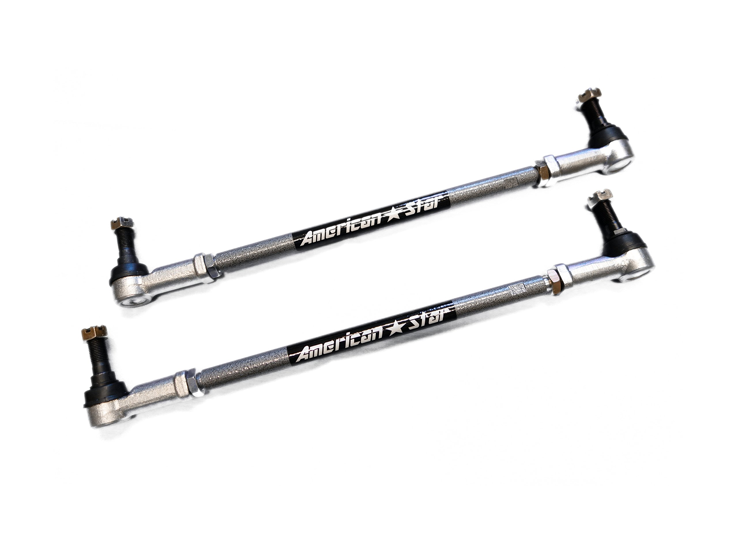 American Star 4130 Chromoly ATV Tie Rod Upgrade Kit For Can Am Outlander 1000 (up to 2018), Outlander 800R/Max 800R 12-18, Renegade 800 up to 2018, John Deer Trail Buck All Years/Models