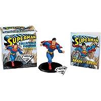Superman: Collectible Figurine and Pendant Kit