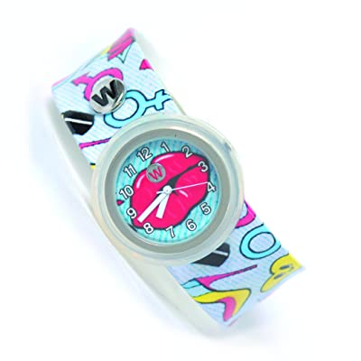 Watchitude Plunge Proof Slap Watch - Glam - Kids Watch for Boys & Girls: Toys & Games