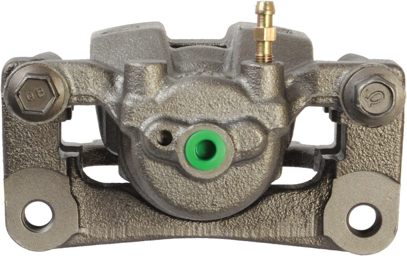 A1 Cardone 19-B6295 Unloaded Brake Caliper with Bracket Remanufactured