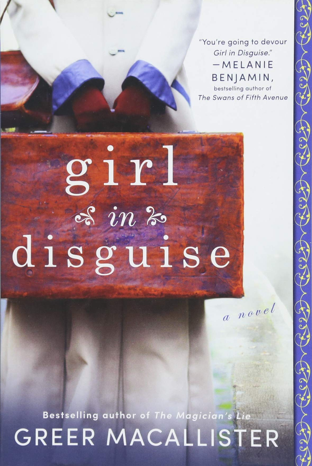 Girl in Disguise: A Novel PDF