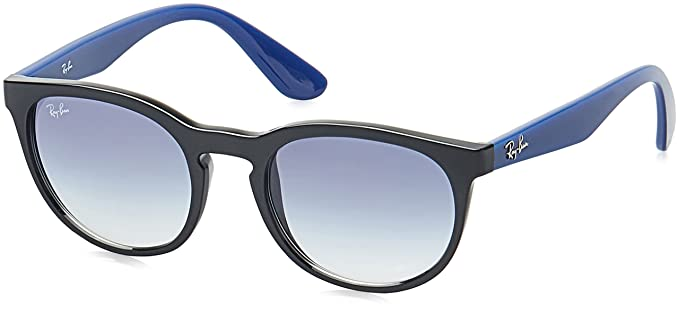 cb5b5dde2d7 Image Unavailable. Image not available for. Colour  Ray-Ban Gradient Round  Unisex Sunglasses ...