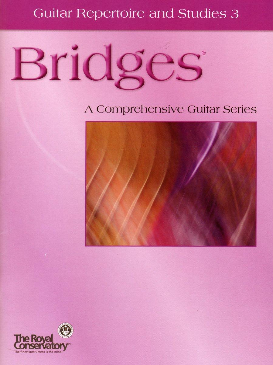 Download GTB03 - Bridges - Guitar Repertoire and Studies - Level 3 pdf