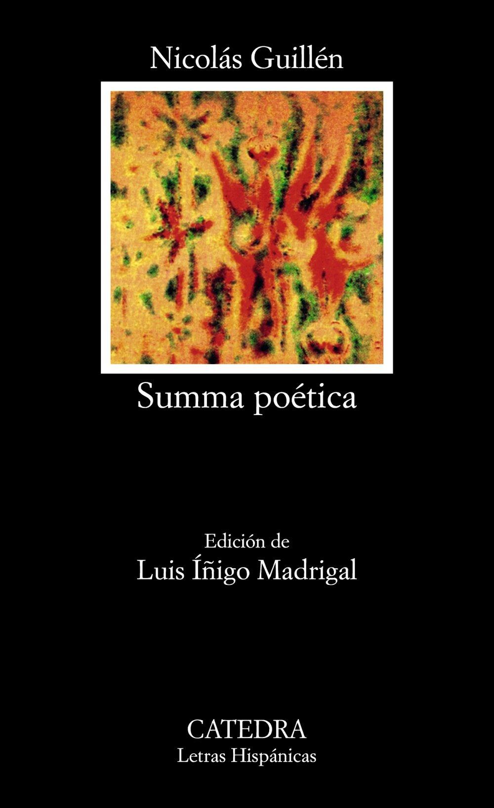 Summa poética (Letras Hispánicas): Amazon.es: Guillén, Nicolás: Libros