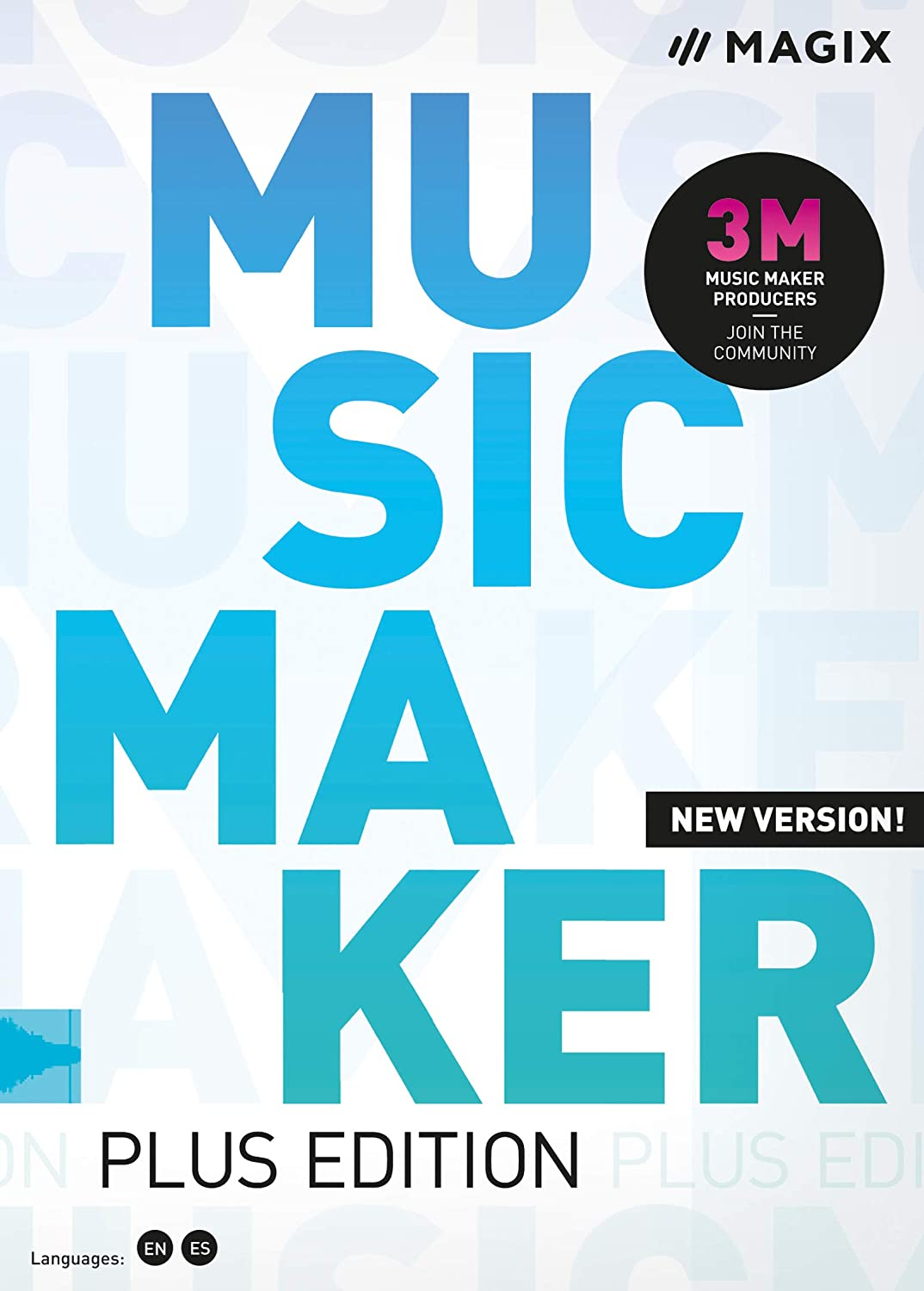 Music Maker - 2020 Plus Edition [PC Download]