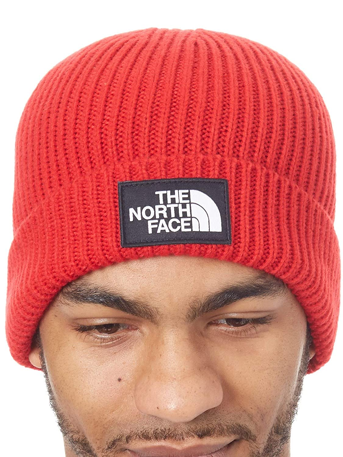 93532a5537a THE NORTH FACE Tnf Logo Box Cuff Be Vintage White REGOS  Amazon.co.uk   Sports   Outdoors