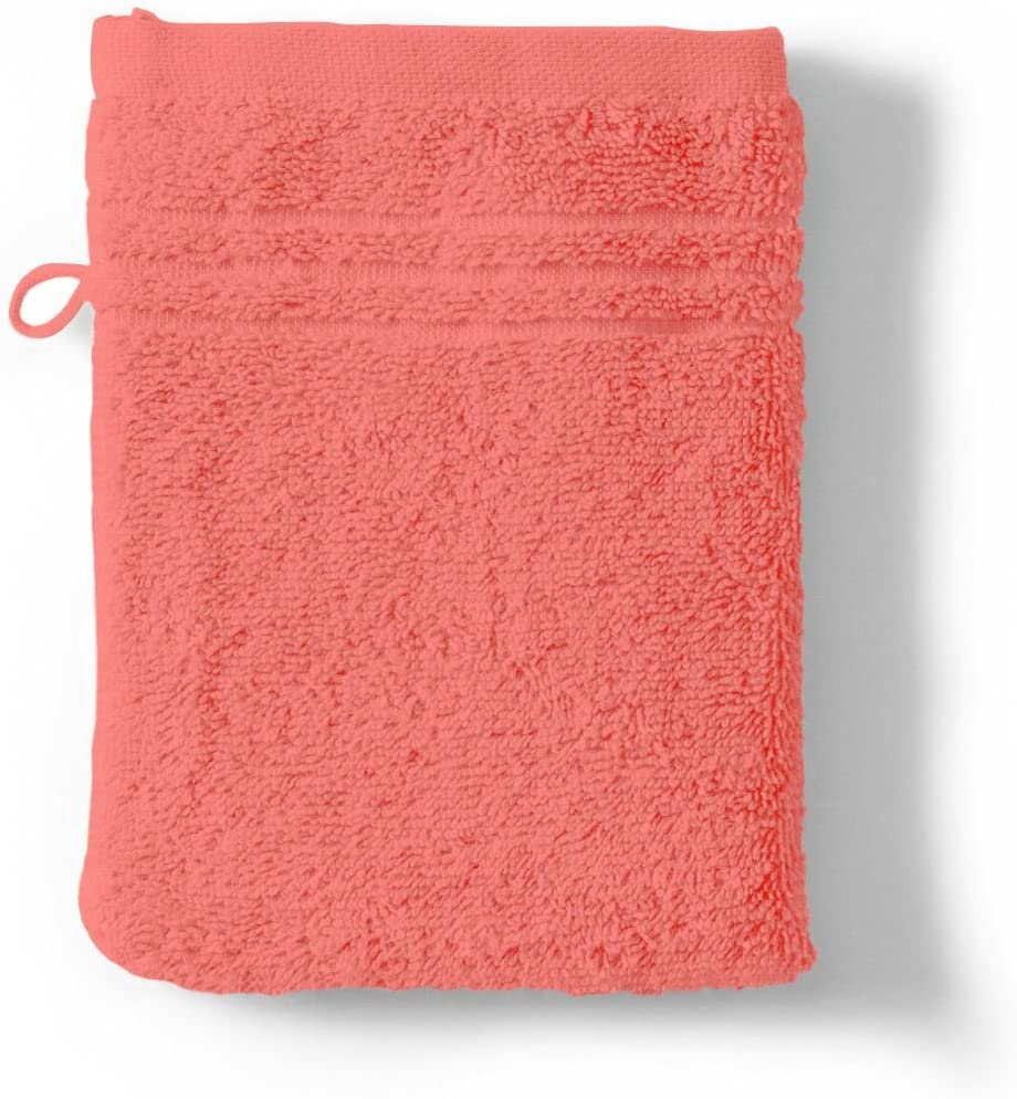 Tradition des Vosges Gant de Toilette Uni 550g 16 x 21 cm Beige