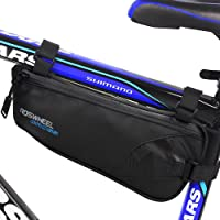 Intsun Nylon Water Resistant Triangle Storage Bag for Cycling