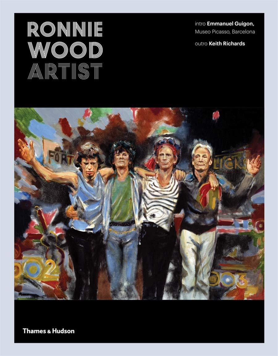 Artist: Amazon.es: Wood Ronnie, Wood Ronnie: Libros en ...