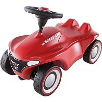 BIG Spielwarenfabrik 800056240 - BIG-Bobby-Car Neo Rot, Rutschfahrzeug, Rutscherfahrzeug, Rutschauto, ab 1 Jahr