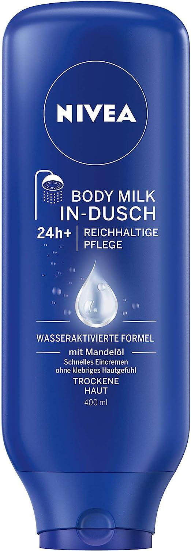Nivea Body Lotion Ducha Nutritiva en los 400 ml: Amazon.es: Belleza