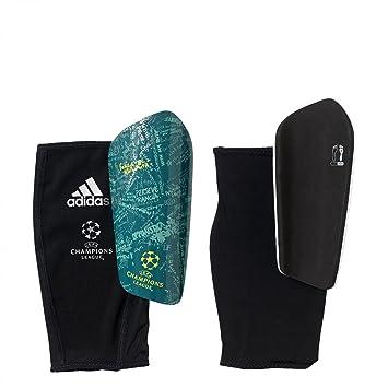 brand new 2de23 02110 adidas UEFA Champions League Pro Lite - Espinilleras, Talla XL  Amazon.es   Deportes y aire libre
