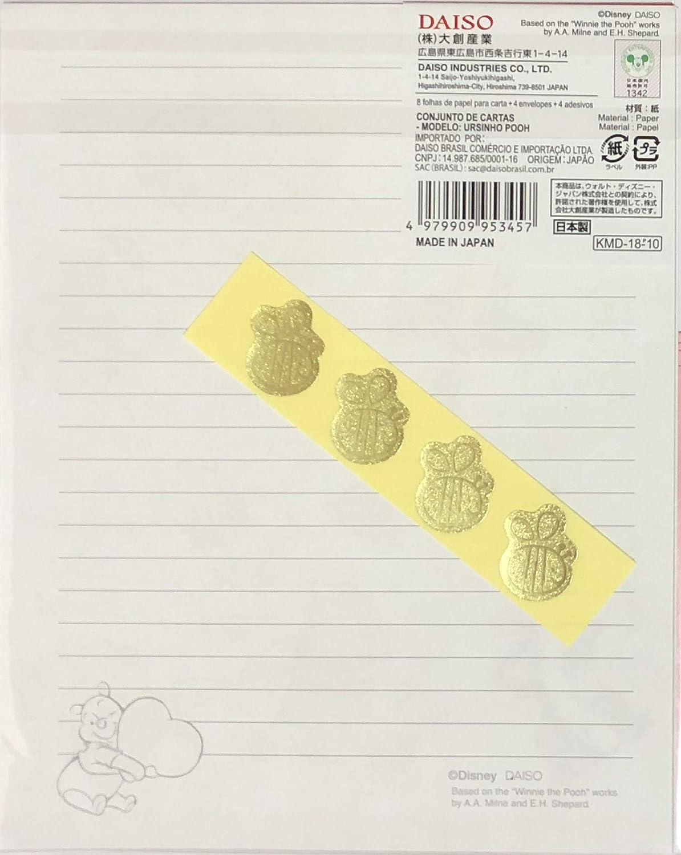 Disney letter · Winnie the Pooh letter set
