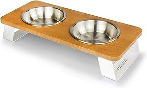 KOOLDOG Elevated Dog Food Bowl
