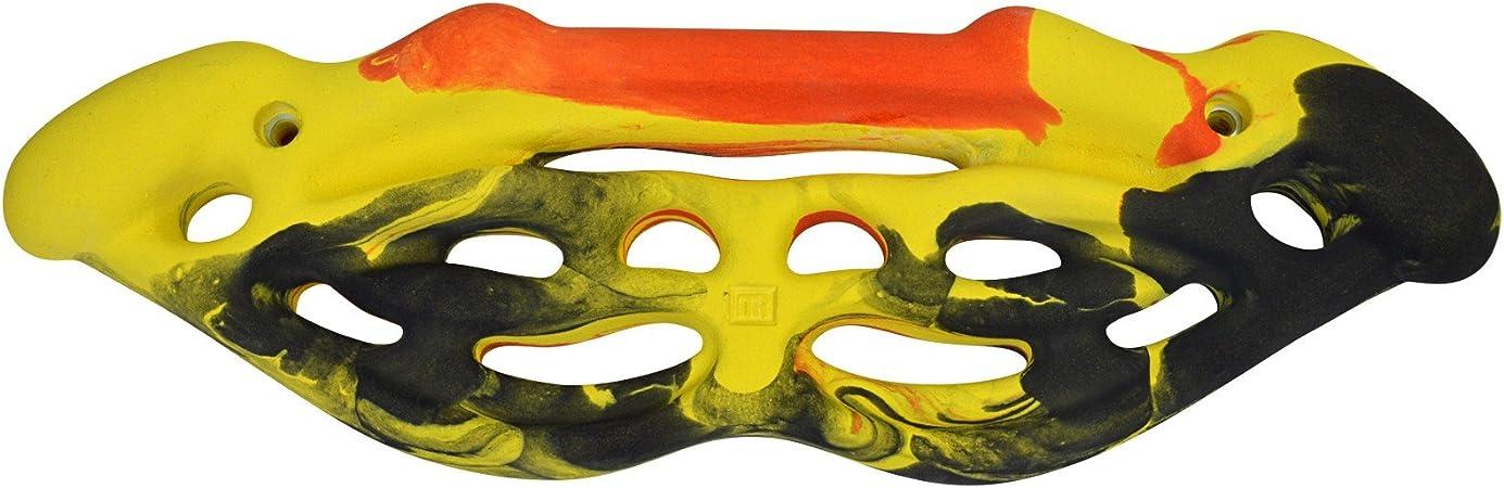 Tabla de entrenamiento Pro 65 x 21 cm, gelb-rot-schwarz ...