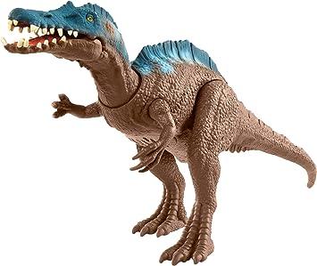 Jurassic World Dinosonidos Control Total Dinosaurio Irritator Mattel Gmc97 Amazon Es Juguetes Y Juegos Jurassic world dilophosaurus de ataque, dinosaurio de juguete (mattel fpf14). jurassic world dinosonidos control total dinosaurio irritator mattel gmc97