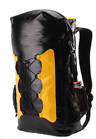 Mochila impermeable para exterior para llevar en moto o scooter, resistente cualquier clima y con capacidad de 30 litros: Amazon.es: Coche y moto