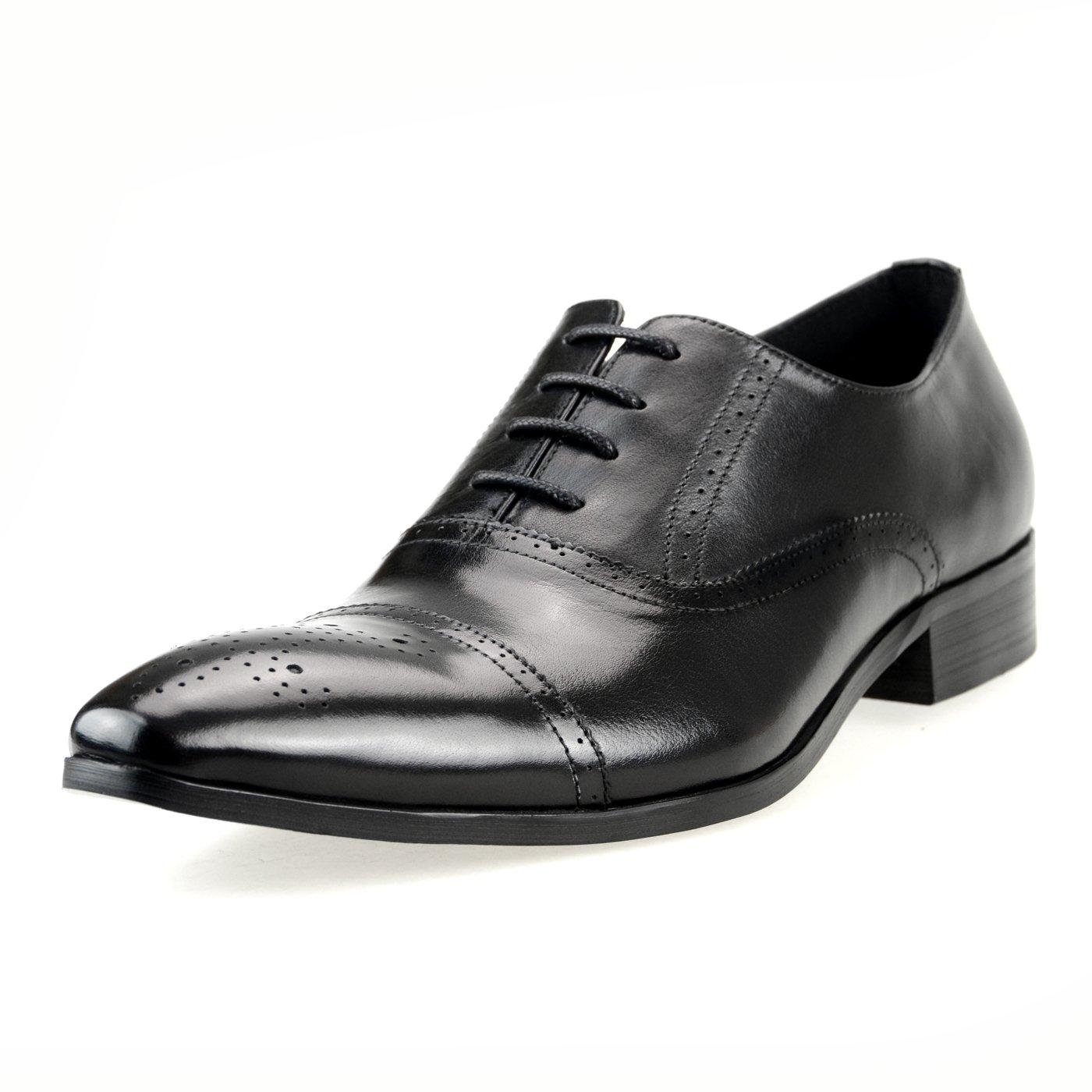 [ルシウス] LUCIUS 本革 レザー メンズ ビジネスシューズ レースアップ ドレス シューズ革靴 紳士靴 【AZ93B】 B00UH2BVMM 26.0 cm 3E|LLT79-1 ブラック LLT79-1 ブラック 26.0 cm 3E