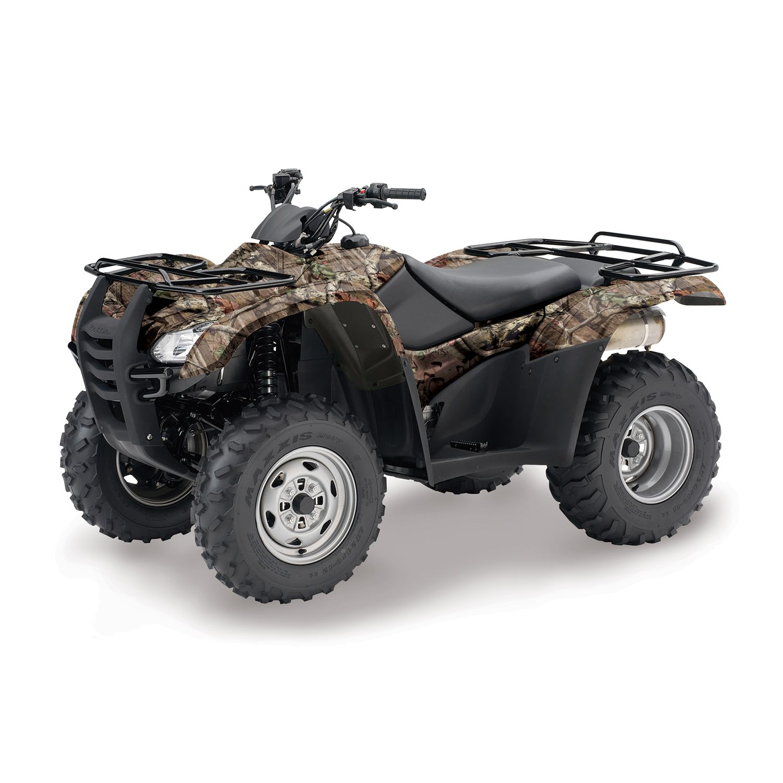 Mossy Oak Graphics 10040-BI Break-up Infinity 4 x 10 Roll Large ATV Camouflage Kit