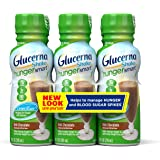 Glucerna Hunger Smart Shake, To Help Manage Blood Sugar, Rich Chocolate, 10 fl oz, 12 Count