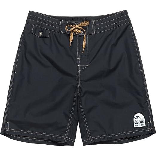 af7f8615c3 Howler Brothers Buchannon Boardshort - Men's Antique Black, 28 ...