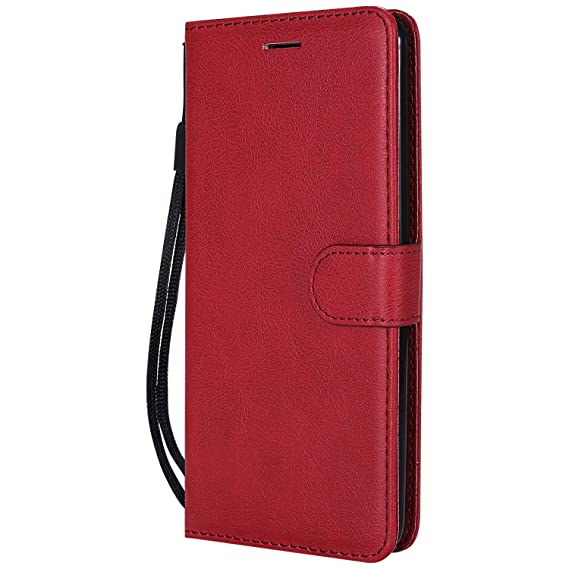 new concept dce55 00e25 NEXCURIO LG Stylo 2 / Stylo 2 Plus/Stylo 2 V Wallet Case with Card Holder  Folding Kickstand Leather Case Flip Cover for LG Stylo 2 / Stylo 2 Plus -  ...