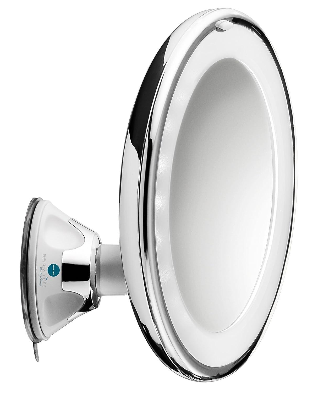 Macom 224 SwinGo Vergrößerungsspiegel, 10 x mit Licht Macom Sensation