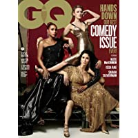 1-Year (10 Issues) of GQ Magazine Subscription