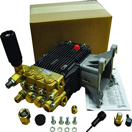 "PUMP SAVER for 3000 psi Pressure Washer Pump XMV3G30D Annovi Reverberi 1/"" Shaft"