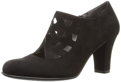 8190475aa8b Aerosoles Women s Petroleum Boot Black Fabric 5.5 ...