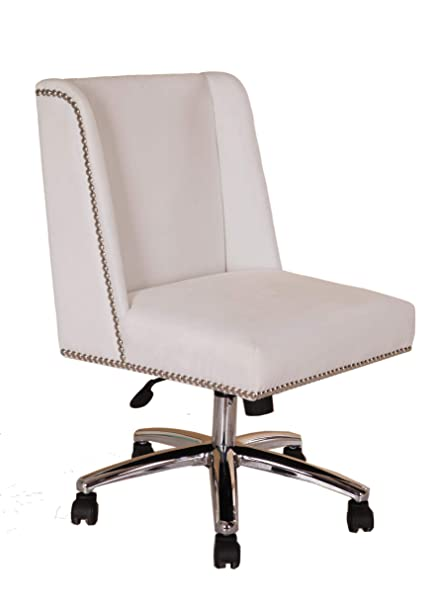 Boss Office Products B586c Wv Decorative Task Chair White