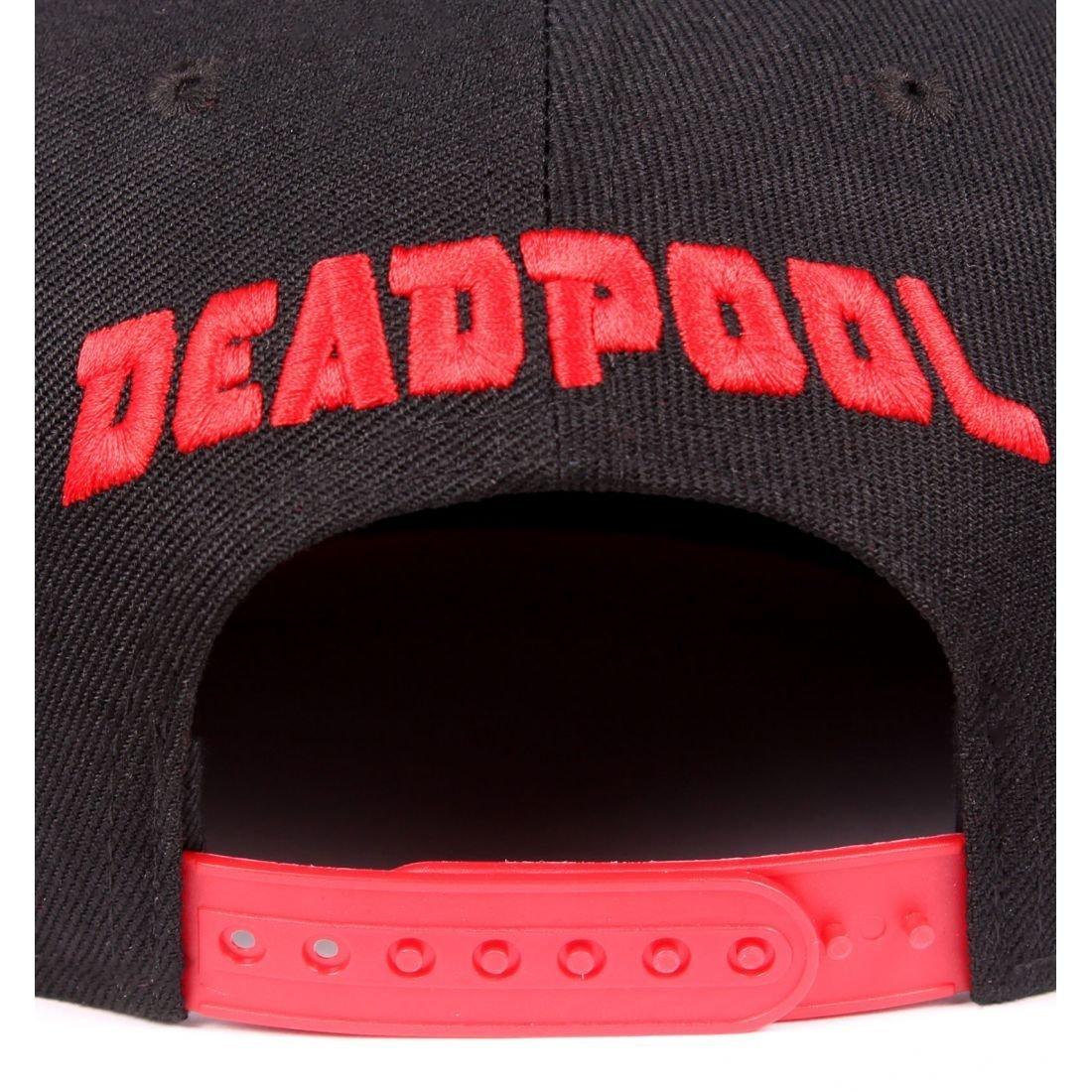 Legend Icon-Cappellopello Unisex Marvel Casquette Snapback Deadpool Adulto