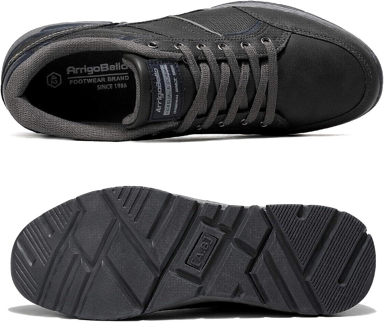 AX BOXING Scarpe Uomo Sportive Sneakers Running Ginnastica Fitness Casual Basse Trekking allAperto 40-46