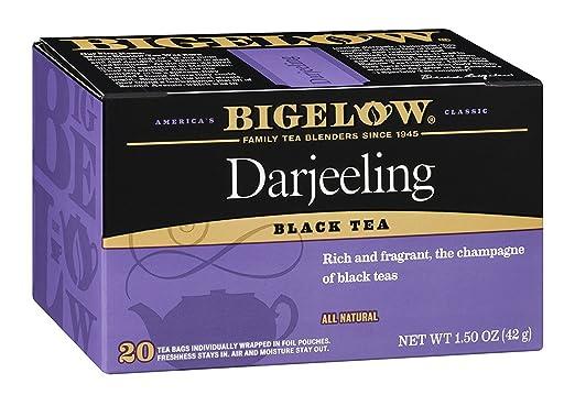 Bigelow – Velas de té, 20 bolsas (paquete de 18): Amazon.com ...
