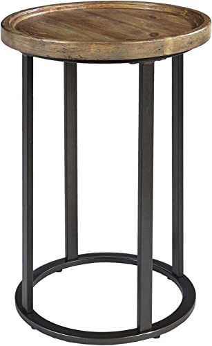 MARTHA STEWART Irisa End Tables Modern Industrial