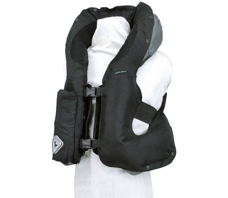 Couleurs Noir Gilet airbag enfant Hit Air