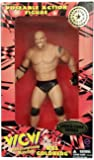 WCW Goldberg Signature Series Limited Edition 12' Poseable Action Figure By Toymakers 1998