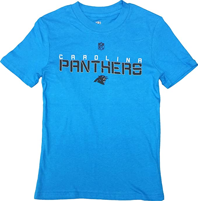 carolina panthers t shirts for kids