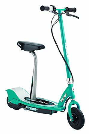 Razor E200s Seated - Patinete con silla, color azul, talla N ...