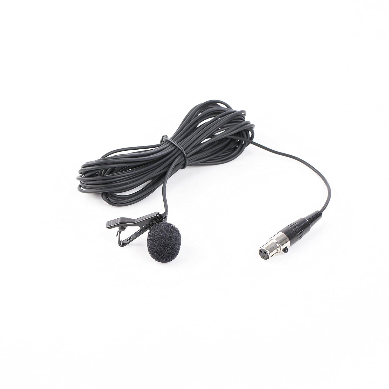 Saramonic SR-LV600 Micro-Cravate pour Saramonic SmartMixer//CaMixer Noir